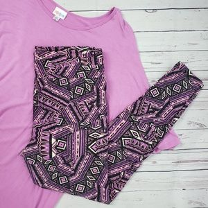 LLR Geometric Outfit